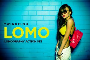 (Lomo) Lomography action set