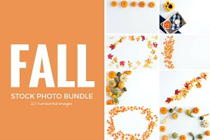 Fall Stock Photo Bundle