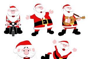 Santa Clous Vectors