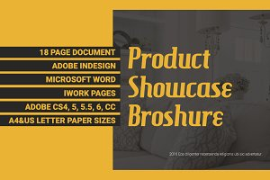 Interior Brochure Pack US&A4
