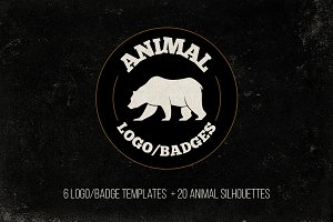 Animal Logo/Badges