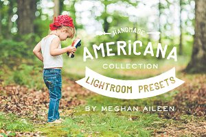 Americana Lightroom Presets