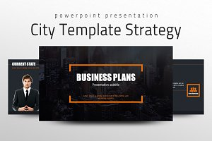 City Template Strategy