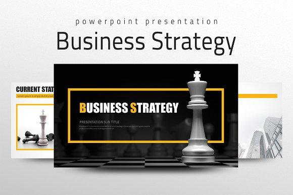 business strategy presentation presentation templates creative