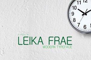 LEIKA FRAE