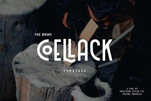 Coellack Typeface