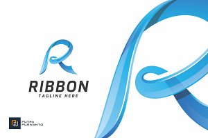 RIBBON - Logo Ver.02