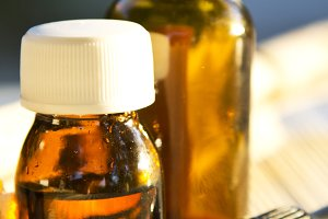 spa tratament with oil corporal