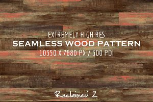 Extremely HR seamless wood pattern 8