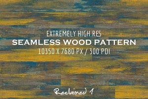 Extremely HR seamless wood pattern 9