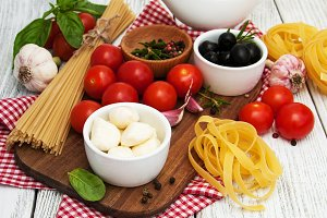 Italian food ingredient