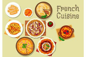 National french cuisine