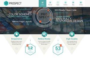 Prospect Creative HTML Template