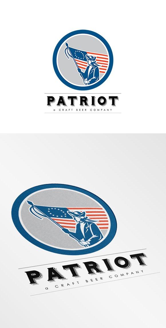 Patriot Craft Beer Company Logo