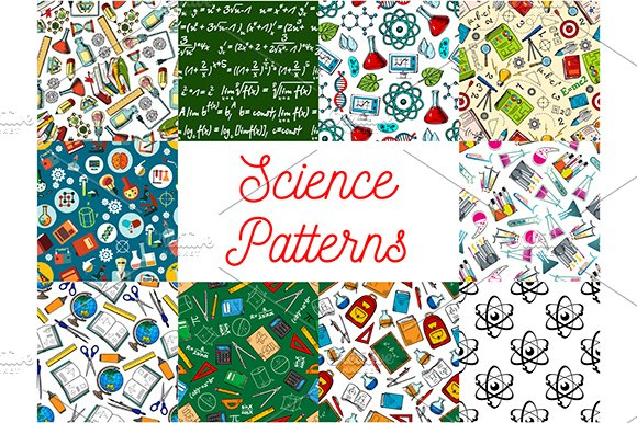 Science and education patterns