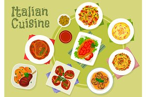 Italian cuisine meat dishes
