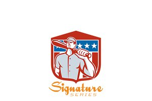 Signature Baseball Series Logo