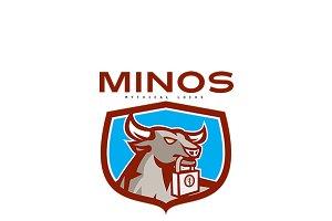 Minos Locks Logo