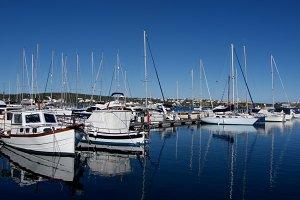 Marina of Menorca