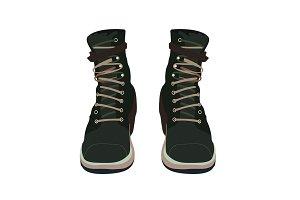 Vintage Men's Boots