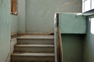 Dirty Staircase