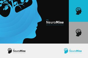 Neurology Mine Logo