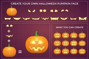 Halloween Carved Pumkins Creator