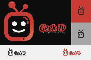 Geek TV logo