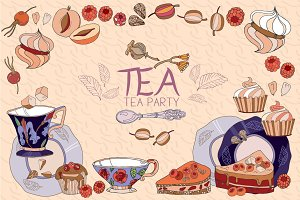 Tea collection