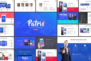 Patris PowerPoint Template [v2]
