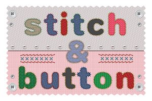 Stitches & Buttons Brush