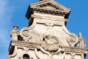 Lviv city architecture