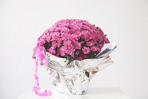 Gift bouquet.