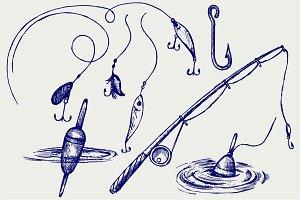 Fishing sports
