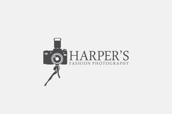 Fashion Photography Logo ~ Logo Templates ~ Creative Market