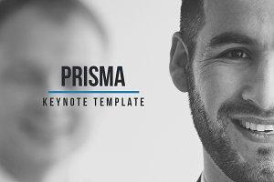Prisma Keynote Template