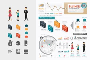 Business Infographic Vector Design