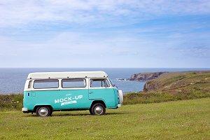 Minivan Mock-up