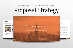 Proposal PowerPoint Strategy