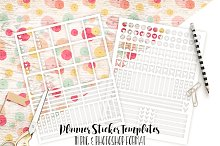 planner stickers DIY