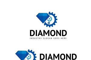 Diamond Industry Logo