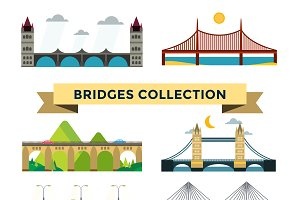 Bridge vector set
