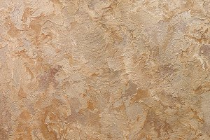Decorative stucco textur