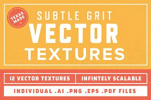 Subtle Grit – Grit Pack 01 (Vectors)