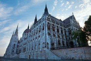 Budapest city architecture, Hungary