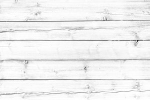 White Wood Background Texture 124