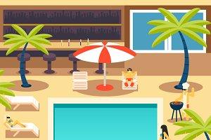 Sunny Pool Hotel