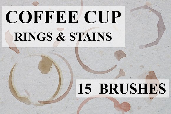 Coffee Cup Rings & Stains