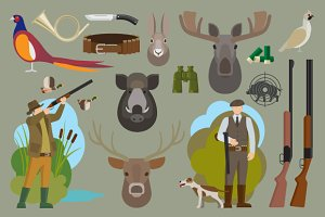 Hunting vector elements
