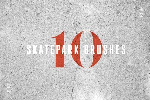 10 Skatepark Brushes